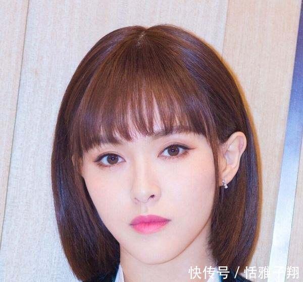 37岁韩国发型具惠善造型女星宛如短发!快来学老师上官少女图片
