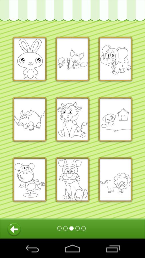 童画动物世界下载