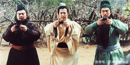 三国中最忠诚的四大名将,关羽只能排第二,第一没有任何争议