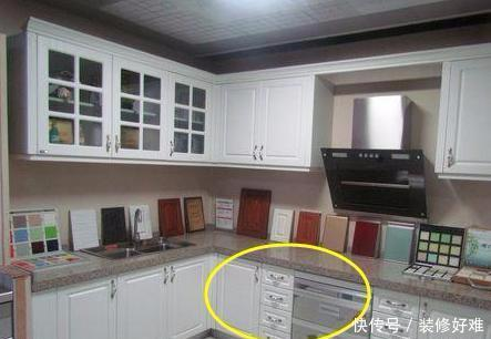 大家厨房橱柜最好别这样装,我家装错,入住才知被坑惨-家居窝