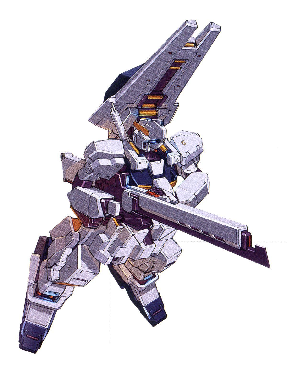 RX-121-1高达TR-1·海兹尔改狙击组件装备型