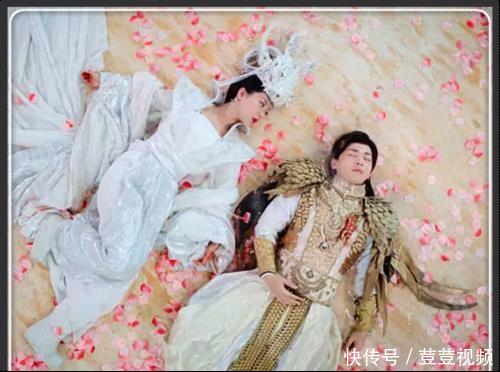 """古装剧中4大""""虐心场面"""":锦觅大婚,茂茂割肉,都不及她痛心!"""