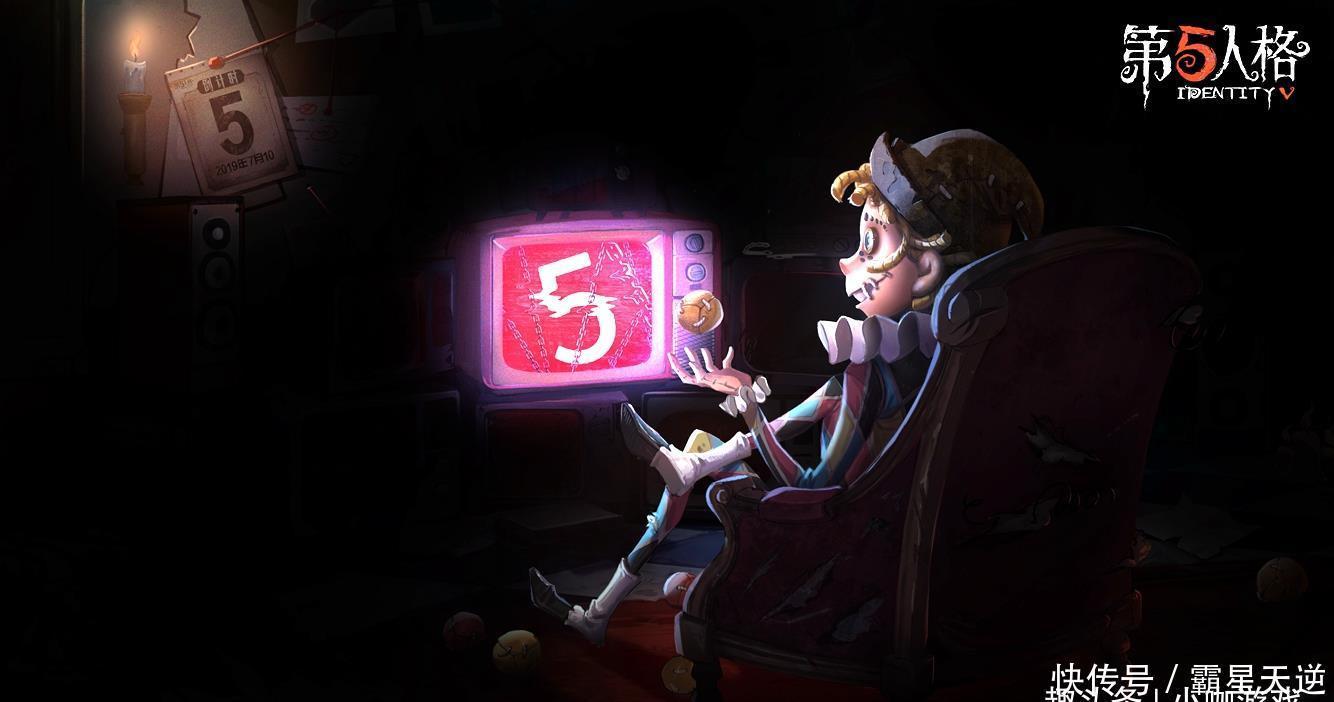 """第五人格:""""姜皮耶""""成最调皮跟宠,不仅玩模仿秀还调戏女求生者"""