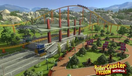 《过山车大亨世界》公布游戏视频