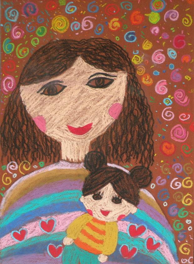 世界上最美的儿童画怎么画