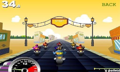 摩托车巡回赛 Racing Moto Tour截图2