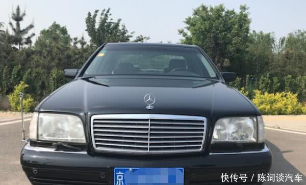 北京小伙6万块买辆97年奔驰S600,事后直言:没见过比我更新的