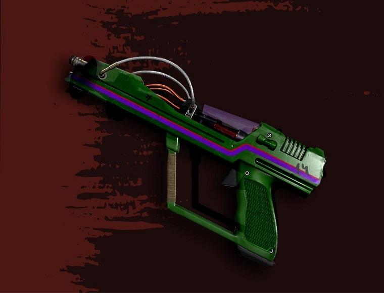 《使命召唤13:无限战争》僵尸模式武器