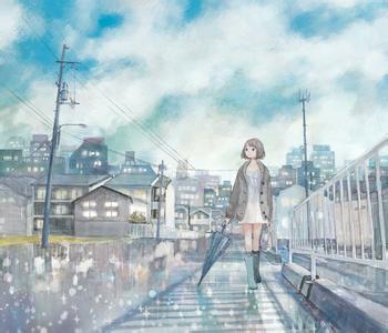 in the rain 专辑:dreaming 曲谱:钢琴曲谱 重点摘要 雨中漫步雨中
