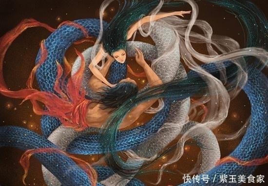 <b>世界五大神话中的母神,日本母神和埃及母神创造神的方式太诡异!</b>