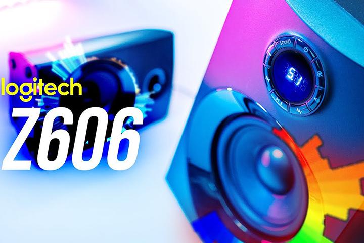 最新就是最好吗?罗技 Z606 扬声器开箱