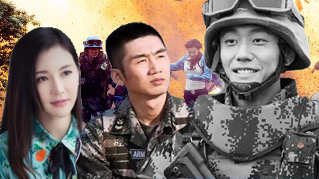 《维和步兵营》老班长英雄救美竟被以身相许 薛三桥为救人质牺牲