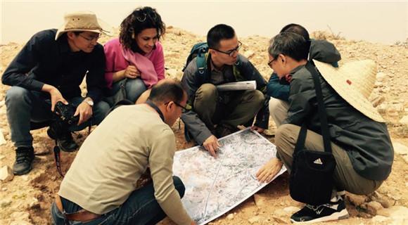中国科学家在突尼斯发现10处古罗马考古遗存