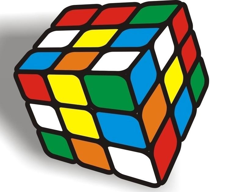 魔方拼法最后四个角图解