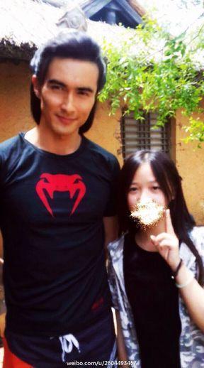 高伟光,2006年,获得新丝路中国模特大赛男模亚军,2014年,凭借《古剑