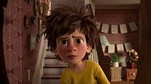 《我的爸爸是森林之王》片段:哇!亚当剪短的头发一夜又变长!