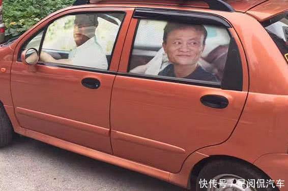 """那些年见过的""""奇葩""""车贴,躲过了马云,看到王思聪:认真的吗"""
