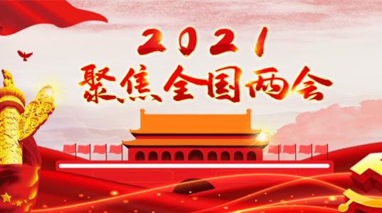 2021聚焦全国两会