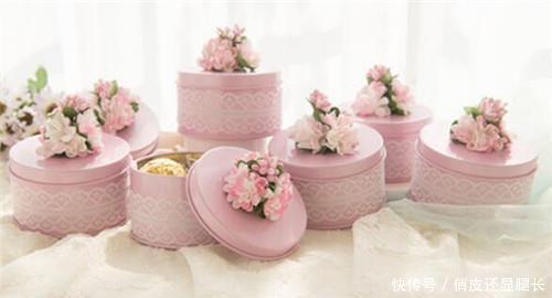 婚庆糖果包装盒有哪些款式如何选择喜糖包装盒