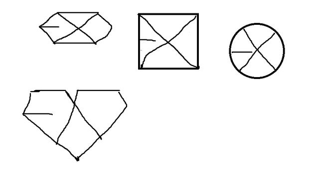 exo符号简笔画