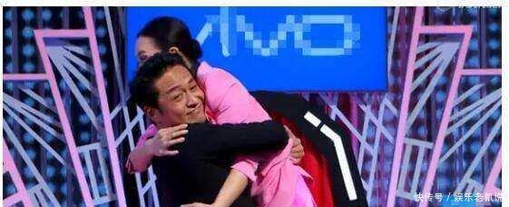 马景涛《吐槽大会》对刘嘉玲熊抱强吻,场面失