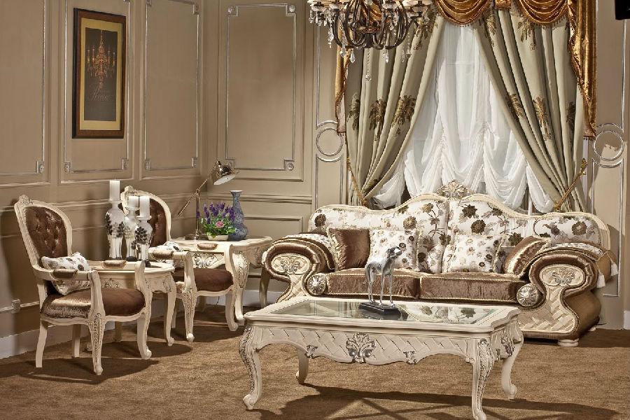 其延续了17世纪至19世纪皇室贵族家具的特点图片