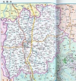 耒阳市地图
