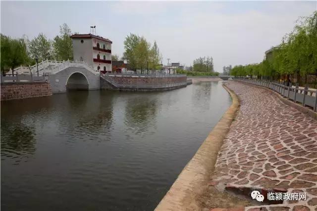小桥流水人家--临颍县胡桥村