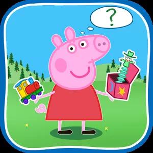 权衡著名滑稽的卡通人物的平衡和可 爱的人物:粉红猪小妹(乔治,猪爸爸