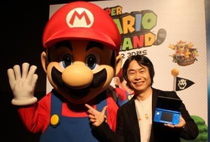IGN采访宫本茂谈任天堂创新