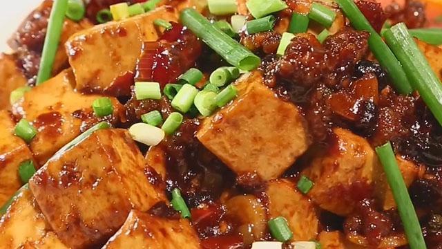 《暖暖的味道》20170815麻婆豆腐