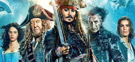 加勒比海盜5:死無對證