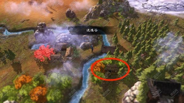 《侠客风云传》邪派路线大地图阶段部分任务要点图文