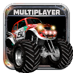 3D怪物卡车特技