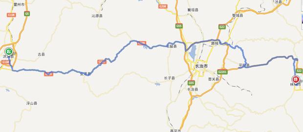 林州市风景区地图