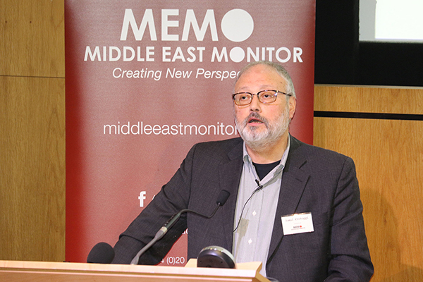 沙特失踪记者的关系网:阿德南、拉登到瓦利德亲王