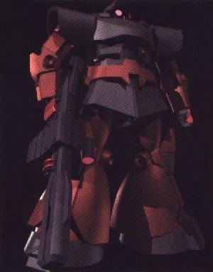 MS-09RS夏亚专用型加大魔