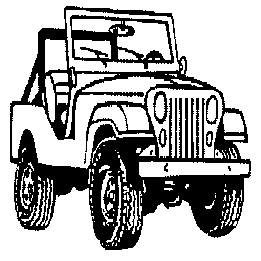 Jeep Thing: TJ Edition