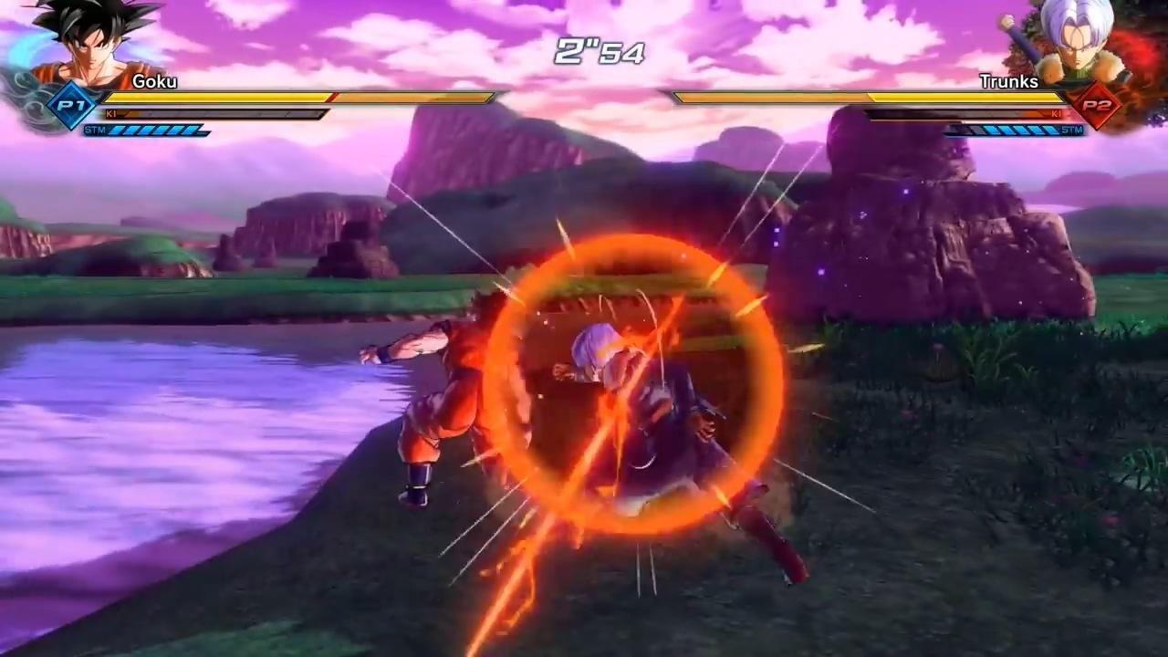 《龙珠:超宇宙2》新战斗演示