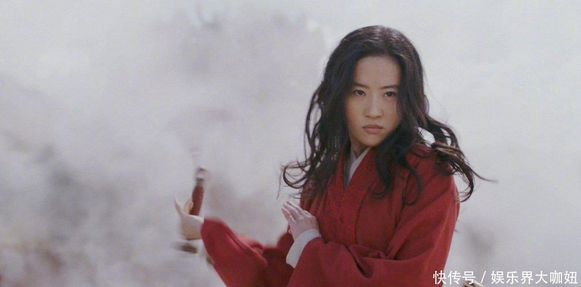 真人版《花木兰》首款预告出炉,刘亦菲饰演的木兰受网友热议