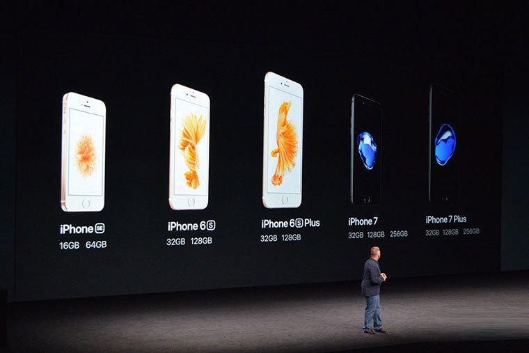 苹果Iphone7售价