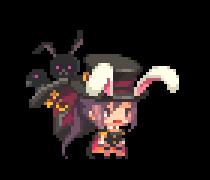 兔耳朵梅丽莎(暗黑修女梅丽莎)