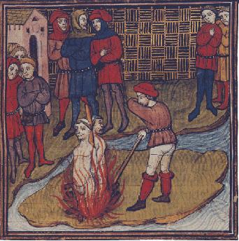 世纪法国手绘图