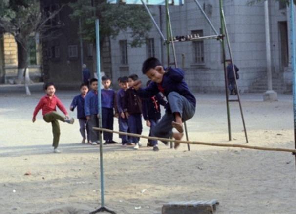 美国人拍摄30年前的中国