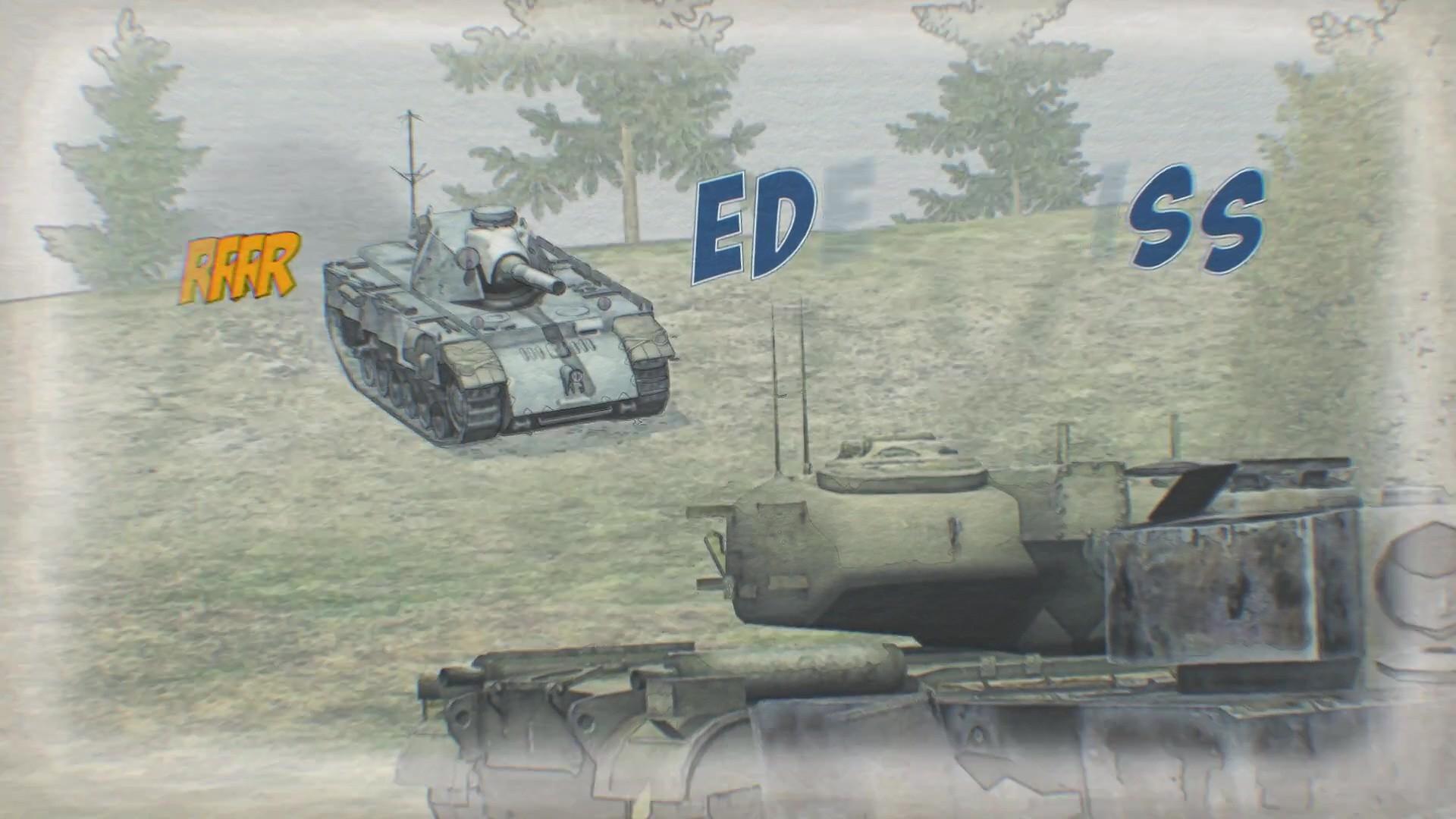 《坦克世界闪击战》联动详情
