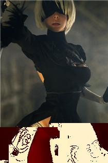 2B小姐姐H本子福利图