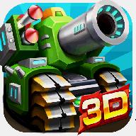 3D坦克英雄联盟