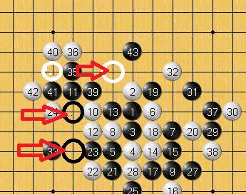 跳棋开局技巧图解