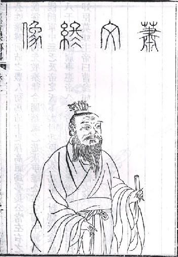 手绘骑马将军简笔画