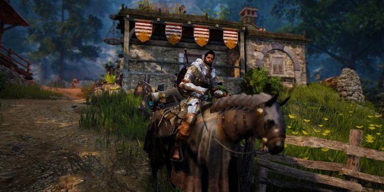 《黑色沙漠》登陆Steam PC配置要求公布